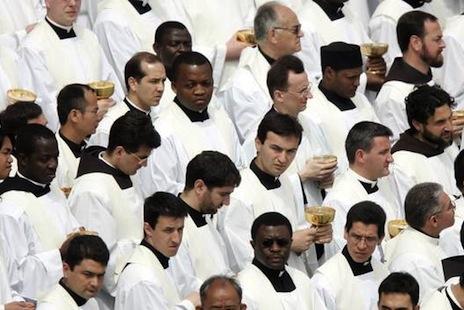 新宗座年鑑顯示天主教會比世界人口增長更快