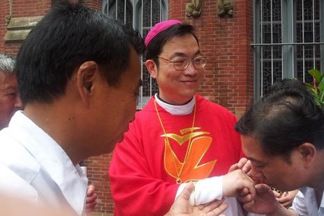 上海修道人再被強制學習,並被告知馬主教需繼續反省
