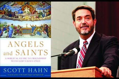 作家著書探討聖人和天使在現代生活中的力量