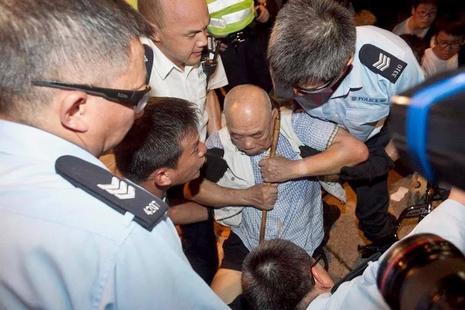 教會團體譴責當局拘捕和刻意抹黑和平示威者