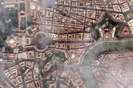 飛向羅馬朝聖途中點滴
