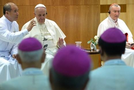 由教宗对韩国主教的劝勉,想中国教会的希望 thumbnail