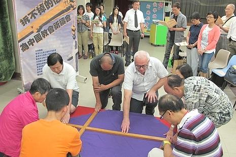 香港天主教及基督教團體為拆十字架事件舉辦祈禱會