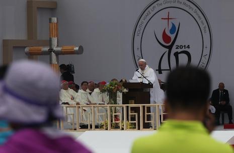 【特稿】盤點教宗給亞洲青年和信徒的信仰話語 thumbnail
