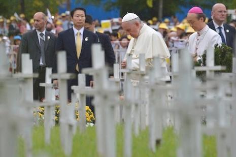 【特稿】盤點教宗訪韓期間對弱勢者的關注 thumbnail