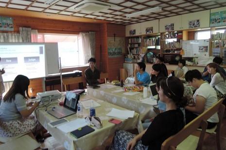 國際公教學生運動東亞會議討論如何成為傳教士