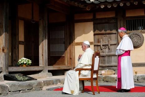 教宗願青年人永不失去自己的希望