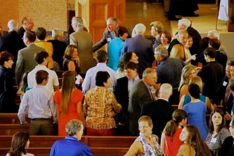 梵蒂岡希望確保彌撒中「互祝平安禮」的尊嚴 thumbnail