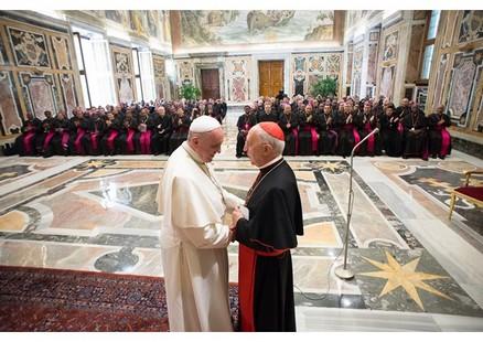 教宗说中国主教不孤单,有他及教会的关怀团结 thumbnail