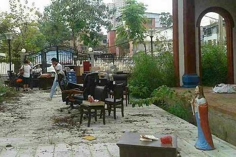 國內三省分別發生拆教堂及拆十字架事件