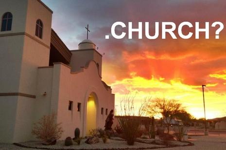 互聯網新域名「.Church」上周推出大受歡迎
