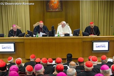 梵蒂岡觀察家從「結束文件」展望明年世界主教會議 thumbnail