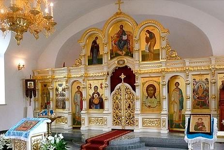 東正教在北京的聖母安息堂慶祝開堂五周年 thumbnail
