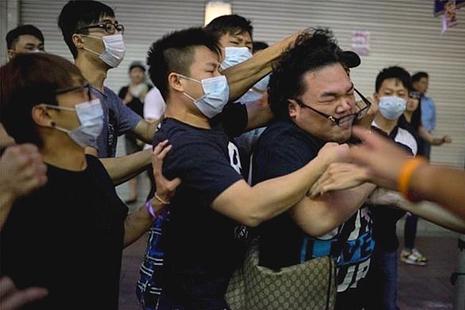 香港主教盼政府與學生坦誠交談,為社會營造和諧氣氛 thumbnail