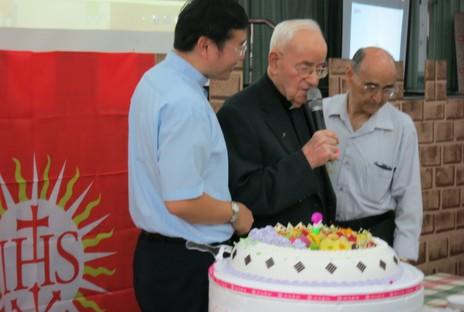 迎接老人社會,耶穌會發揚敬老尊賢中華傳統美德