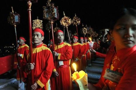 【特稿】天主教徒記者冒著巨大風險揭露越南的迫害