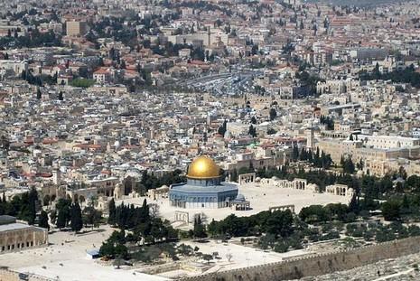 主教稱,朝聖者的到來增加耶路撒冷教會力量 thumbnail