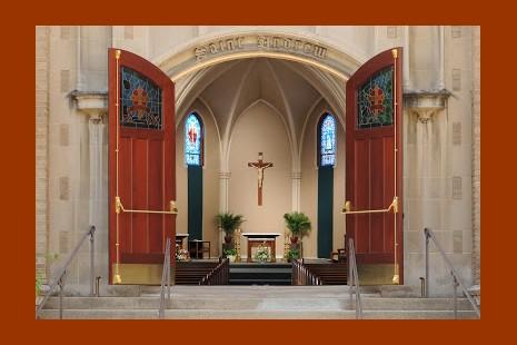 【博文】我當教堂看門人