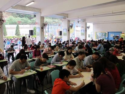 香港教區進行問卷調查,冀助新教友更投入堂區生活