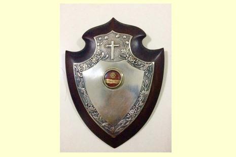 海門教區獲狼山聖母堂建築師後人贈予沙勿略聖髑 thumbnail