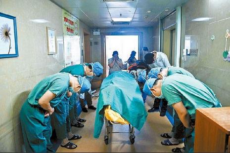 國內媒體報道,中國明年起停用來自死囚的器官