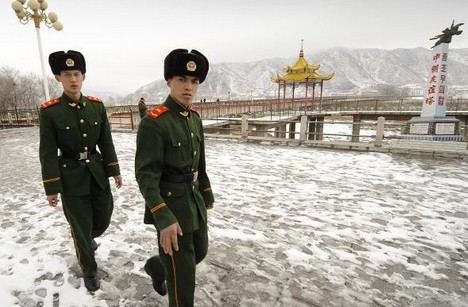 中方在中朝邊境逮捕援助工作者 thumbnail