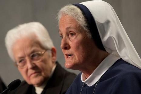 美國修女歡迎使徒訪問結果,感到在教會的旅途中團結
