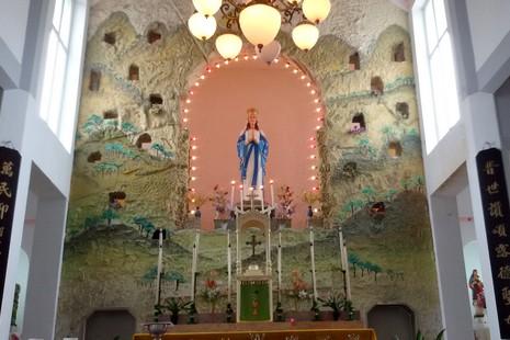 【博文】獻給小耶穌的禮物——徒步狼山聖母朝聖 thumbnail