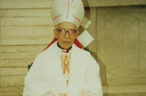 經歷十四年秘密監禁,師恩祥主教在關押中逝世