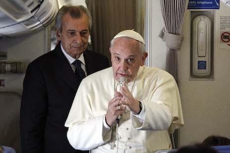 教宗再向習近平問好,重申隨時可以前往中國 thumbnail