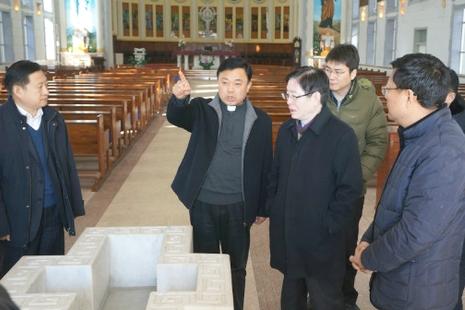 宗教局發布工作計劃,支持一會一團推進自選自聖主教