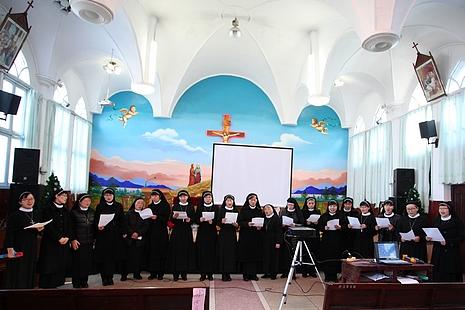 溫州教區小德蘭女修會舉行二十周年慶 thumbnail