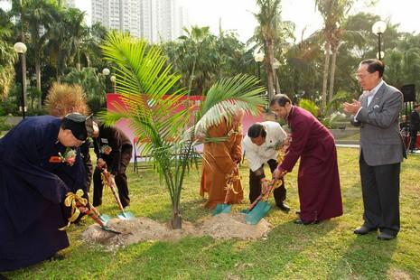 港六宗教首次發表氣候聲明,籲世界各國果斷行動救地球