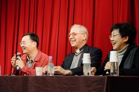 耶穌會總會長視察中華省,強調中國向來是優先使命