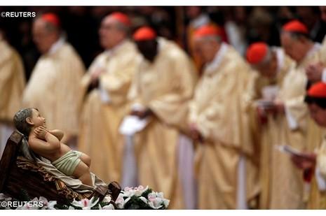 二十位新樞機更顯教會普世特質,三國家首獲殊榮