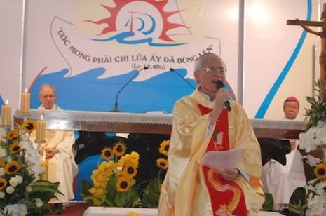 耶穌會慶祝在越服務四百年,研習初期會士傳教經驗