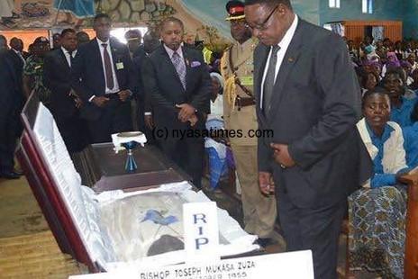 馬拉維主教團主席車禍中喪生,曾批評前總統箝制宗教
