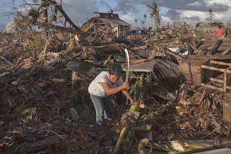 教宗計劃撰寫氣候變化的通諭,亞洲行預期將作強硬聲明