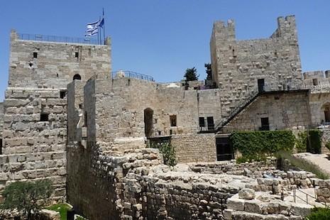 考古學家發現二千年前耶穌受審判的地方