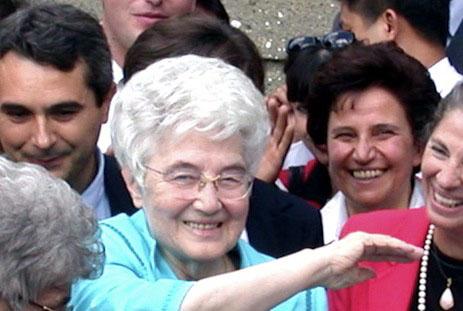 普世博愛運動創立人列品案展開,教宗表揚其對話努力
