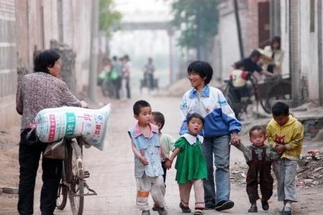 山西教友家庭秉承教會古老傳統,收養棄嬰孤兒