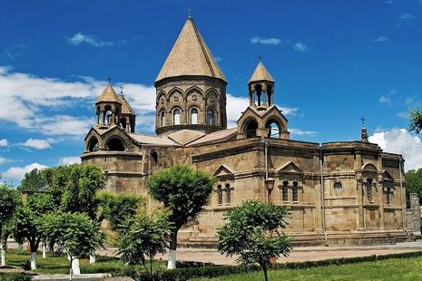 亞美尼亞教會史無前例一口氣冊封一百五十萬殉道者