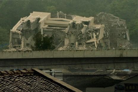 浙江強拆十字架似有放緩跡象,人權組織盼有清晰指引