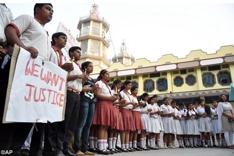 印度七旬修女遭強暴,當地教會指事件涉宗教仇恨