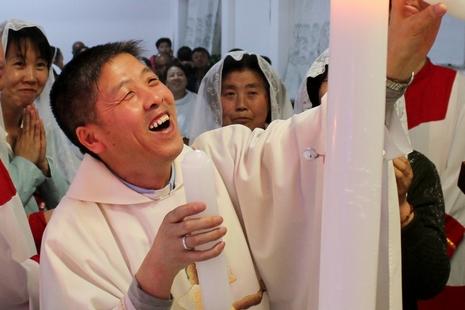 哈爾濱傳教區兩位地下神父被牡丹江政府帶走關押 thumbnail