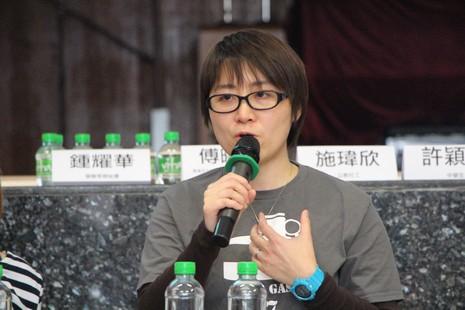 教會團體辦研討會,香港青年信徒分享參與佔領緣由 thumbnail
