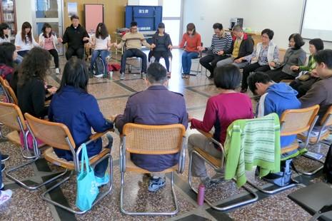 回應教宗推廣社會正義,台北教友體驗貧窮人生活