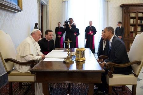 教宗九月訪美與奧巴馬會面,延續商討宗教自由等問題 thumbnail