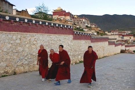西藏官員提出創新寺廟管理機制,強化僧尼愛國愛教 thumbnail