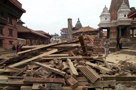 教廷捐出十萬美元助尼泊爾,香港教區籲賑濟地震災民 thumbnail